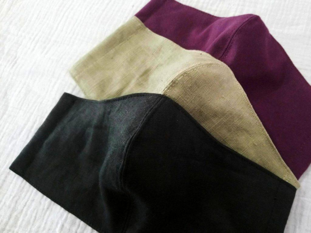 Masque Lin ou Coton