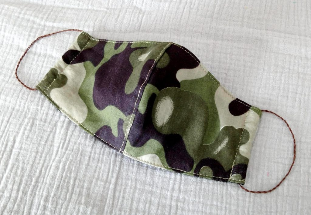 Coton Camouflage